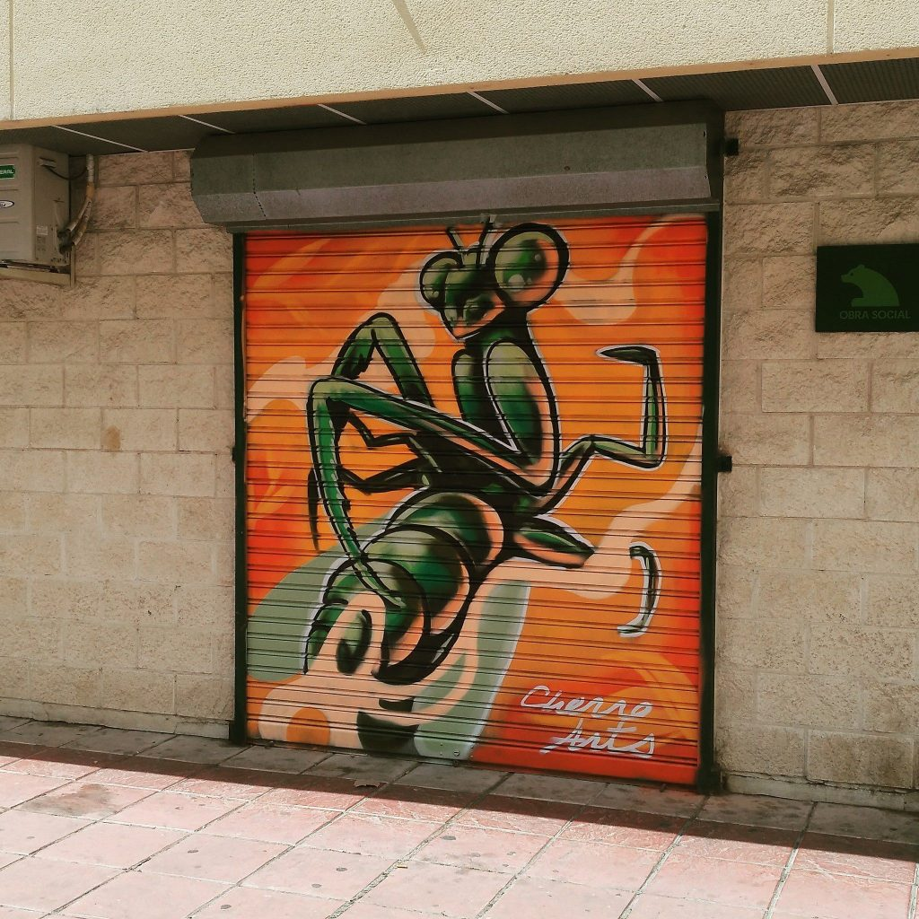 acremif palencia graffiti