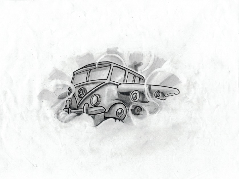 furgo mercedes tattoo palencia