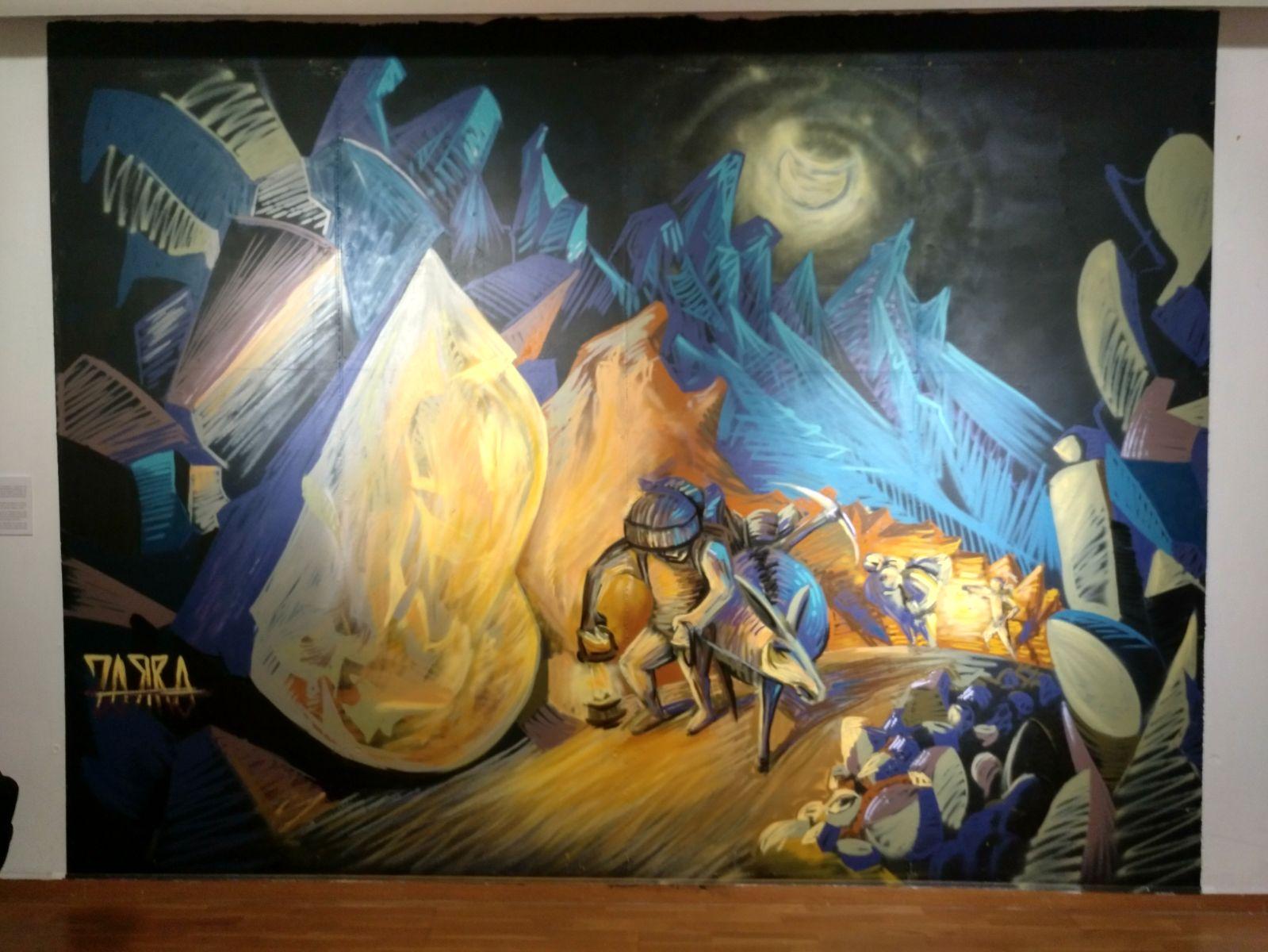 Alejandro Lacorzana Art