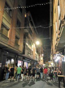 San antolin infame arte urbano conciertos palencia