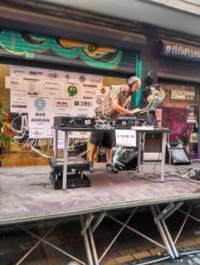 UNEQUAL SAN ANTOLIN INFAME palencia arte urbano festival