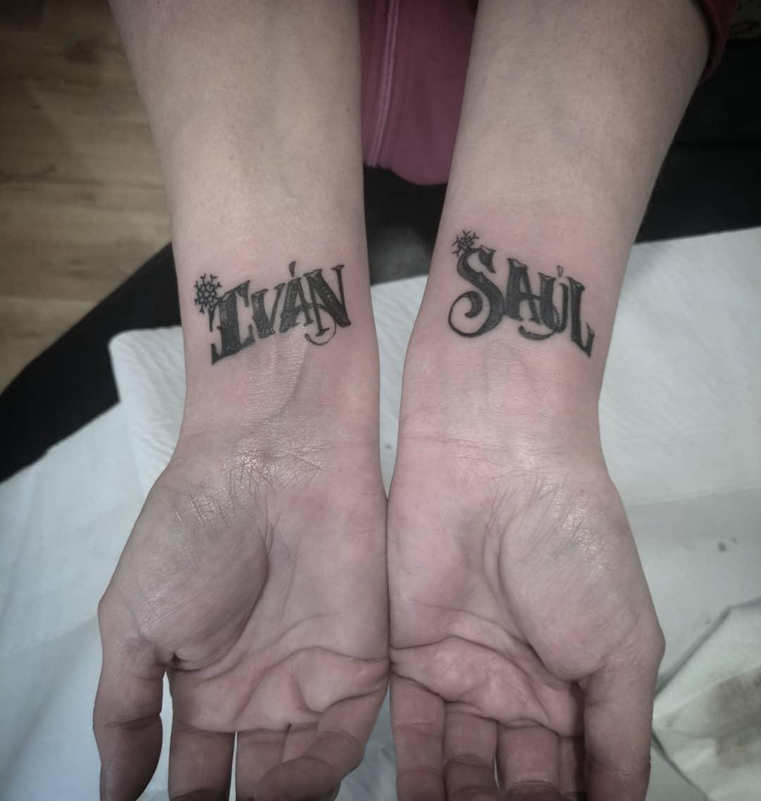 tatuajes palencia tatuaje madre hijos