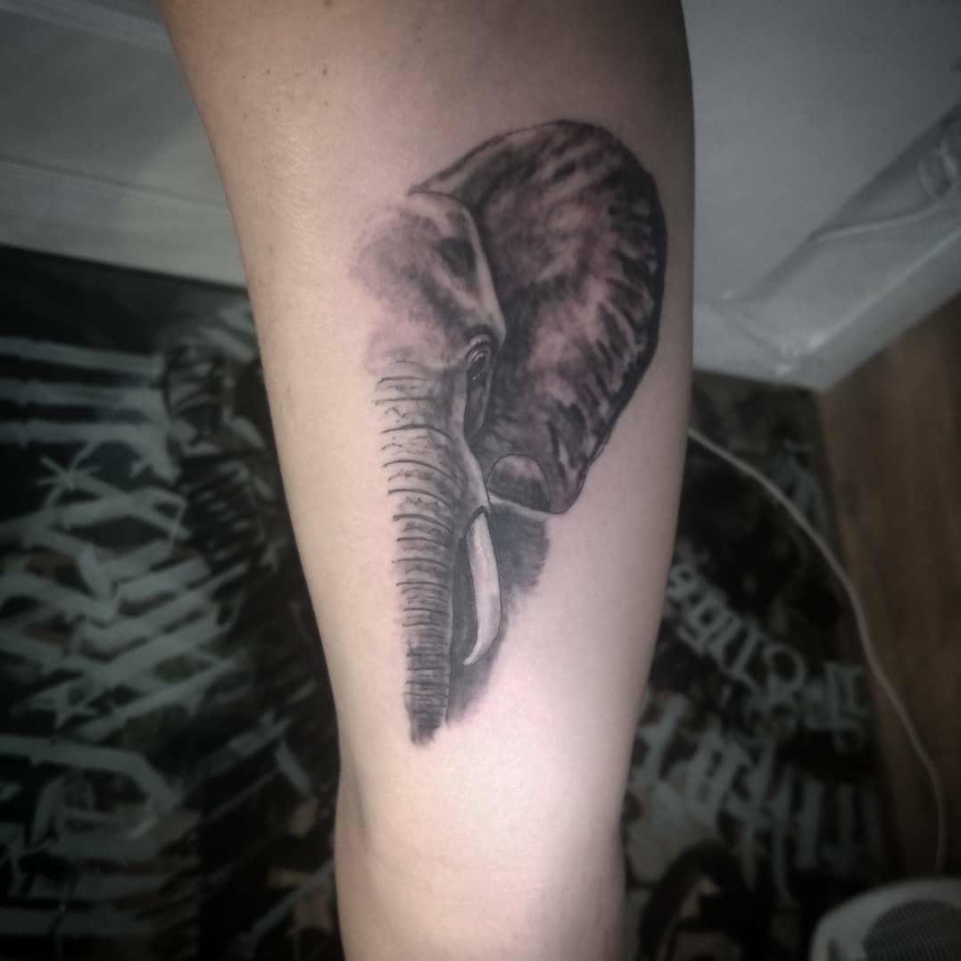 tatuaje palencia tattoo new school