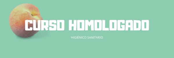 CURSO HOMOLOGADO HIGIENICO SANITARIO CURSO HOMOLOGADO HIGIENICO SANITARIO